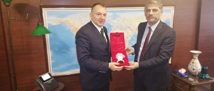 """Türkiye'nin ilk """"Helal Turizm Çalıştayı"""" için hazırlıklar, kurum davetleri için resmen başladı"""